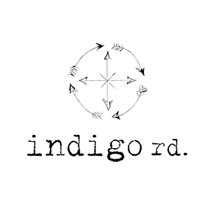 Indigo Rd. brand logo.