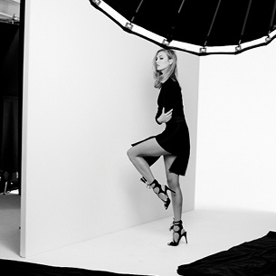 Karlie Kloss's Cool New Project Brings You Chic Shoes and Good Karma