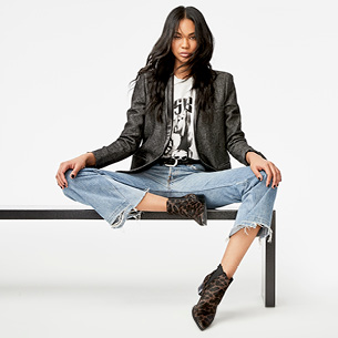 Marc Fisher LTD Debuts New Footwear Campaign With Chanel Iman